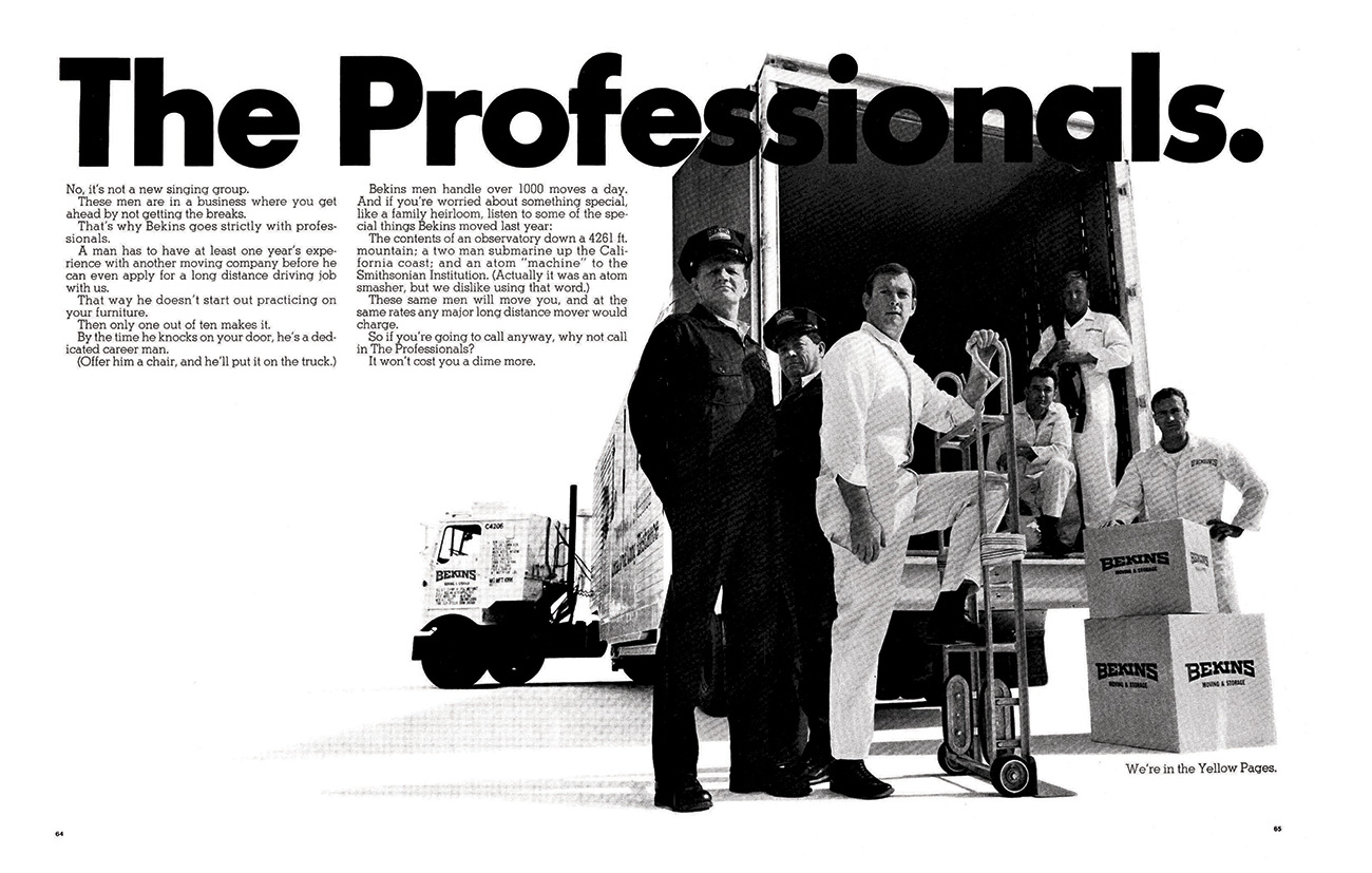 Retro- The Professionals