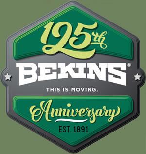 Bekins 125th Anniversary