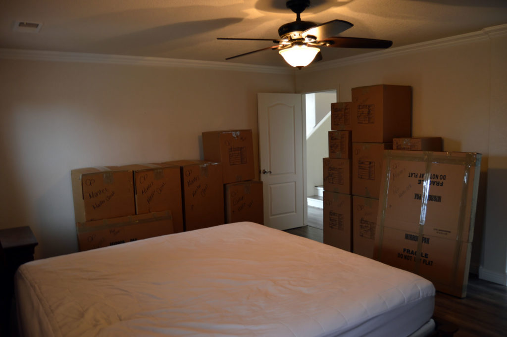 Moving: Packing & Organization