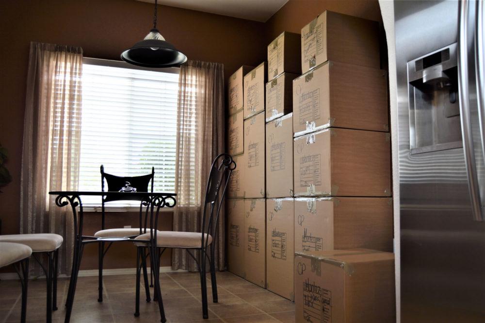 Packing & Organization