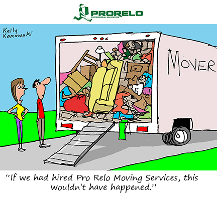 Moving Cartoon