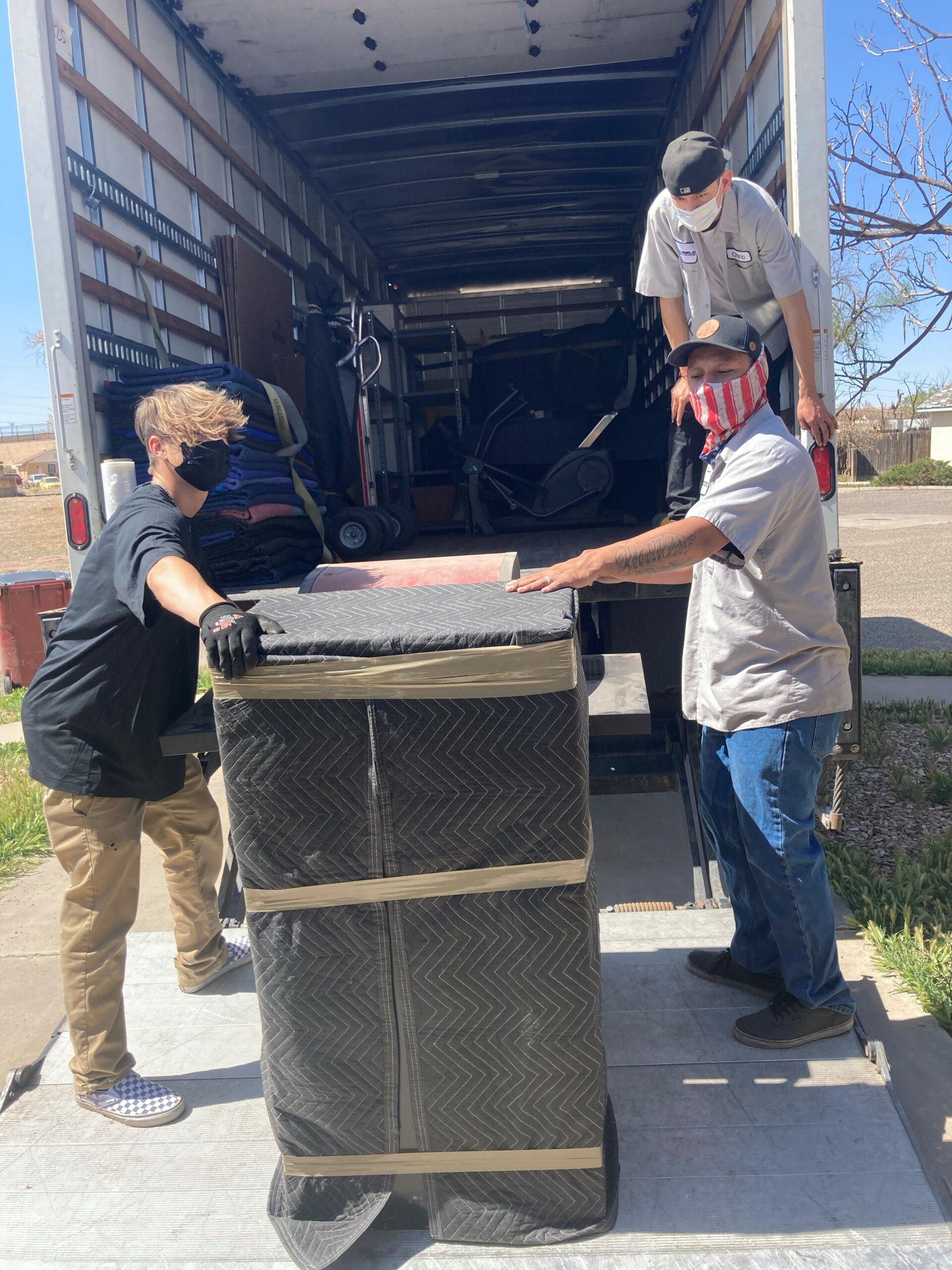 Moving Locally