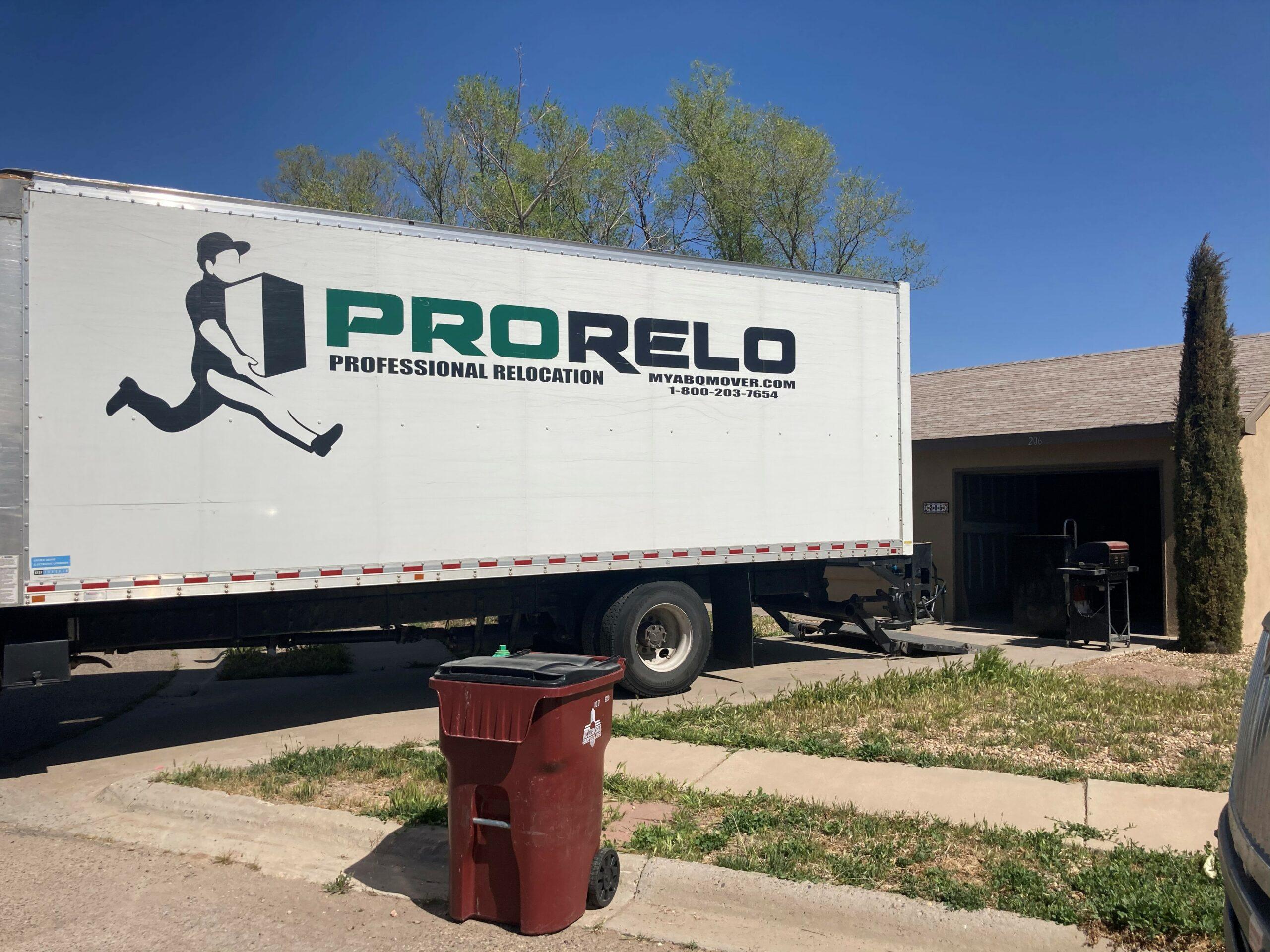 Moving in Albuquerque