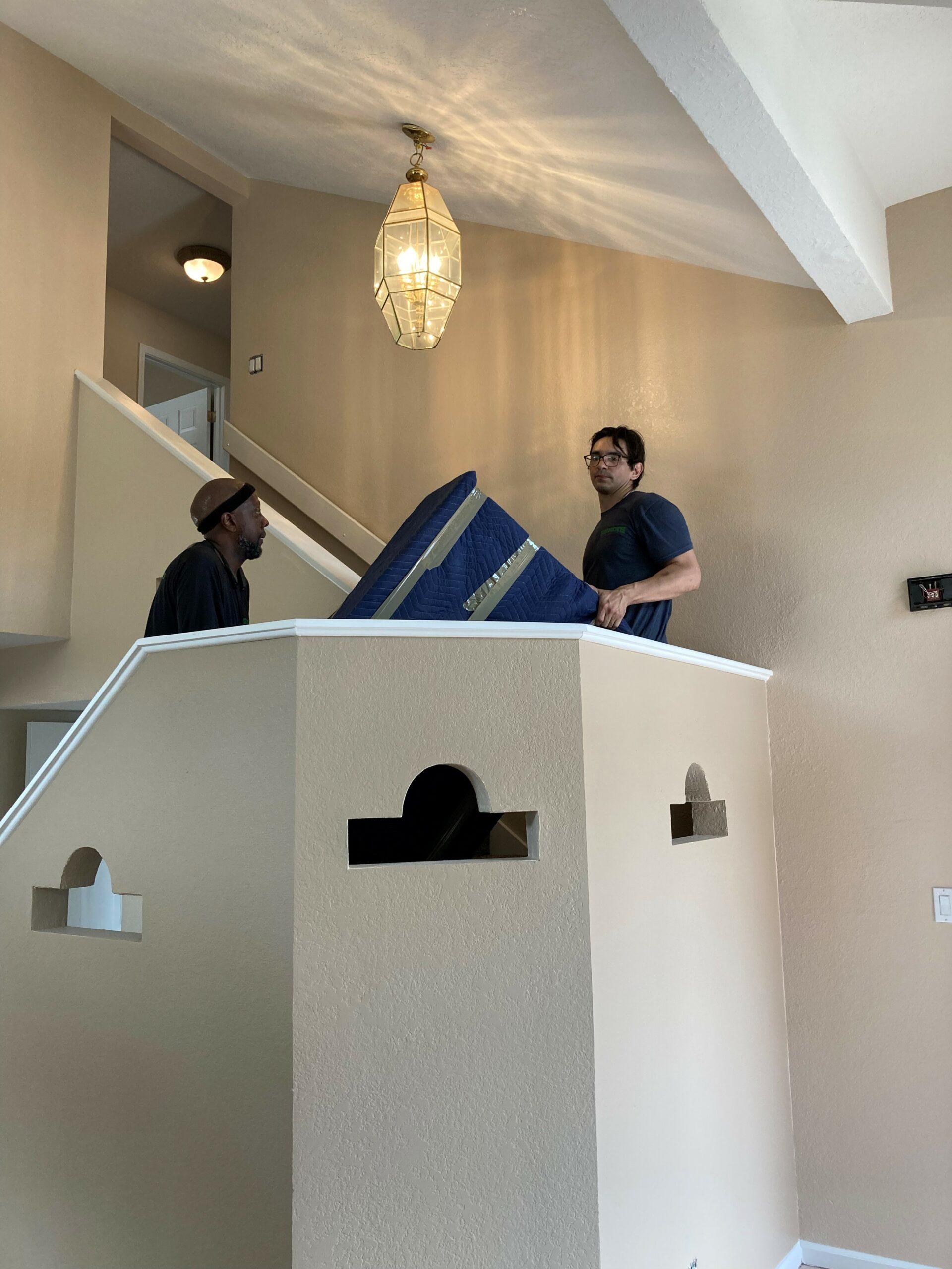Big Haul Downstairs